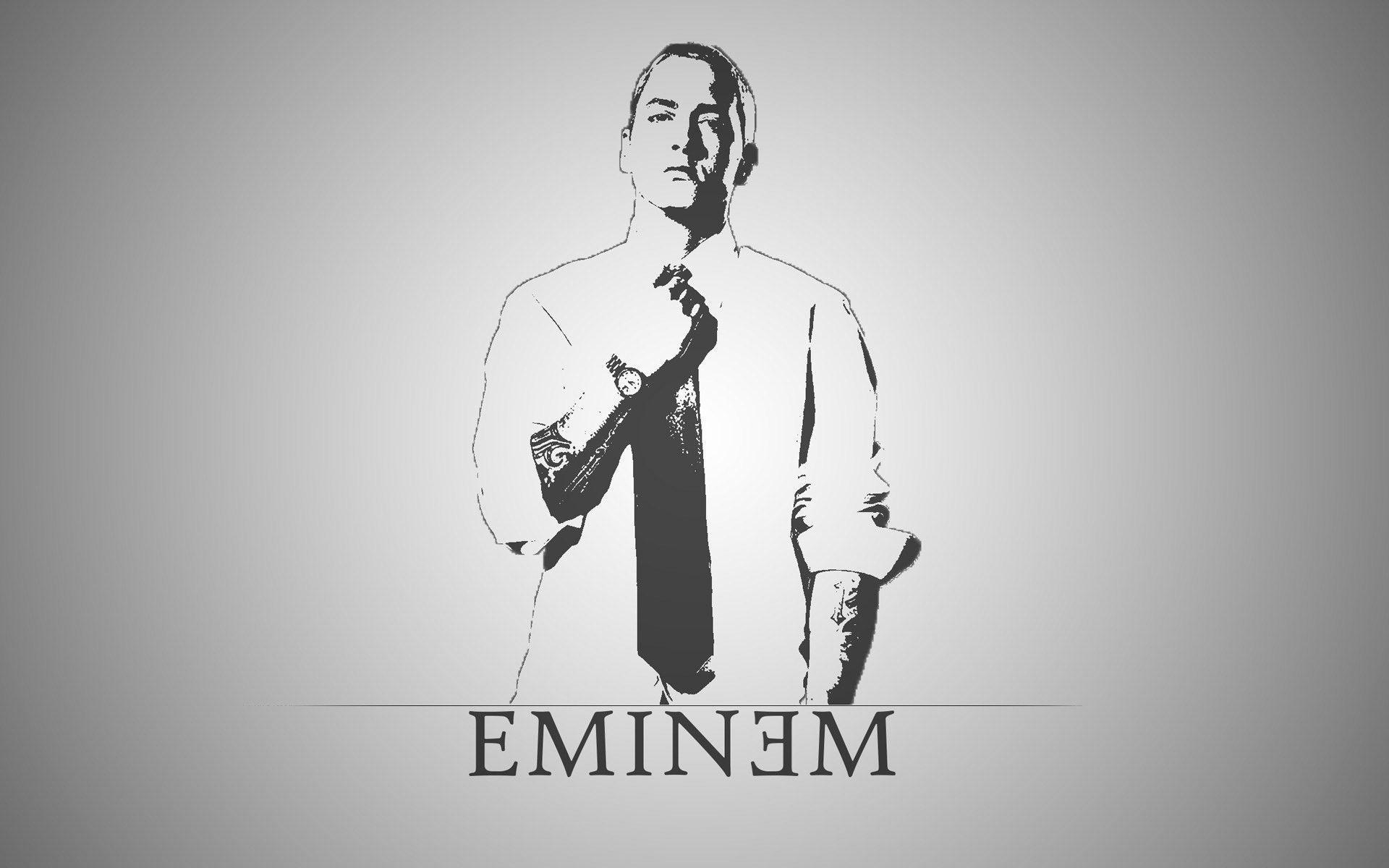 Cool Black And White Posters Eminem Hd Wallpapers Wallpaper Cave