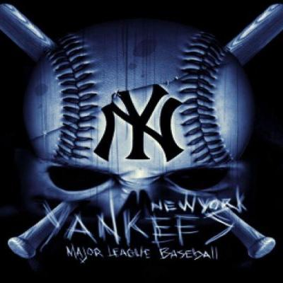 NY Yankees Logo Wallpapers - Wallpaper Cave