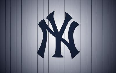 New York Yankees Logo Wallpapers - Wallpaper Cave