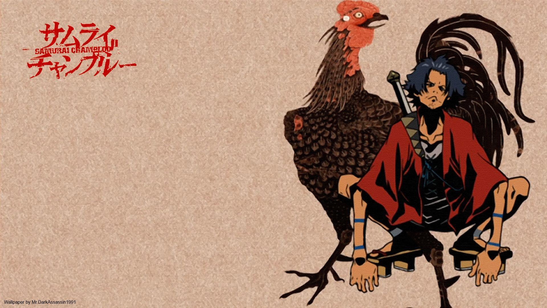 Samurai Champloo Mugen Wallpapers Wallpaper Cave