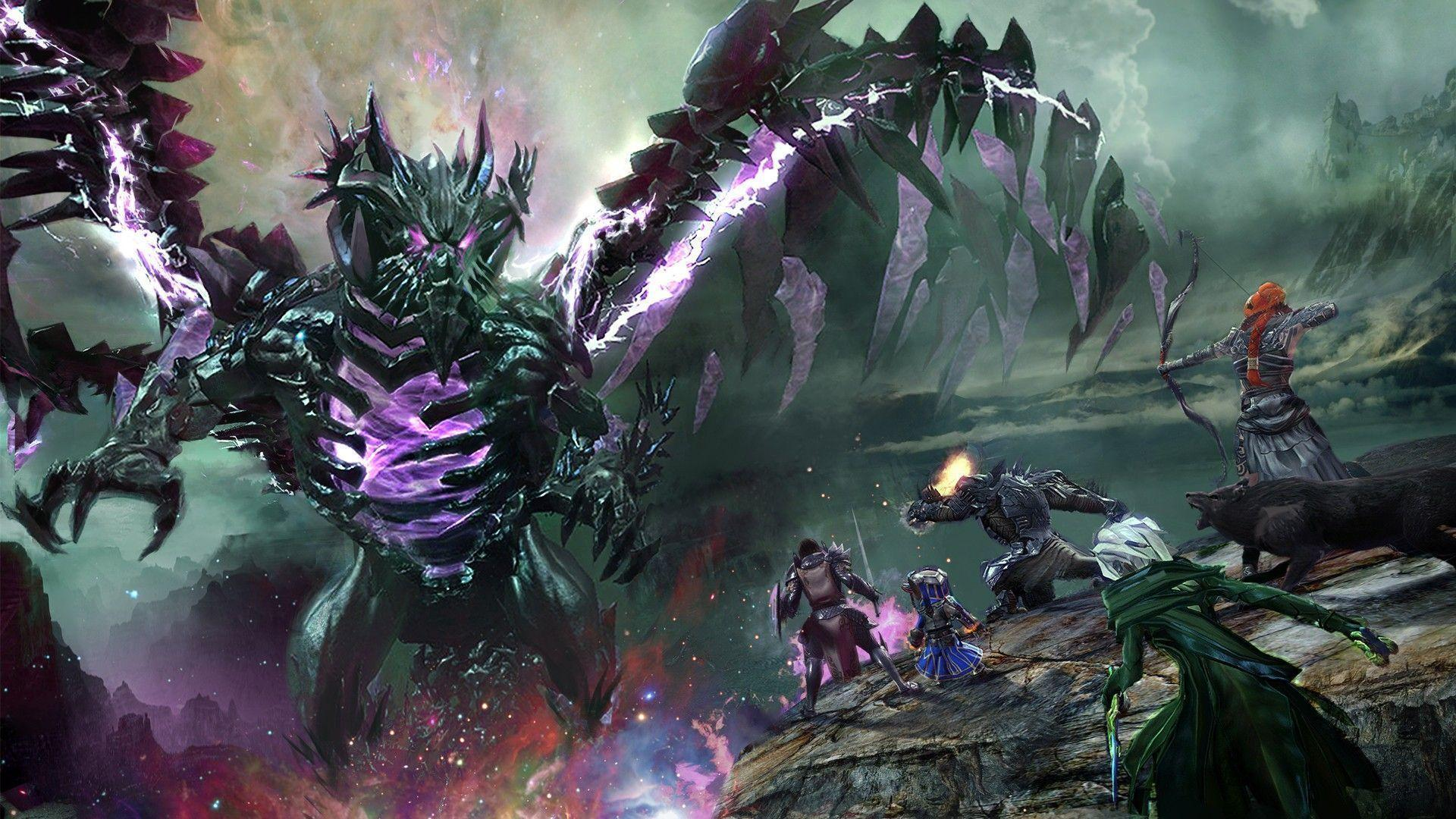 Free Hd Animated Wallpapers For Windows 7 Guild Wars 2 Wallpapers 1920x1080 Wallpaper Cave