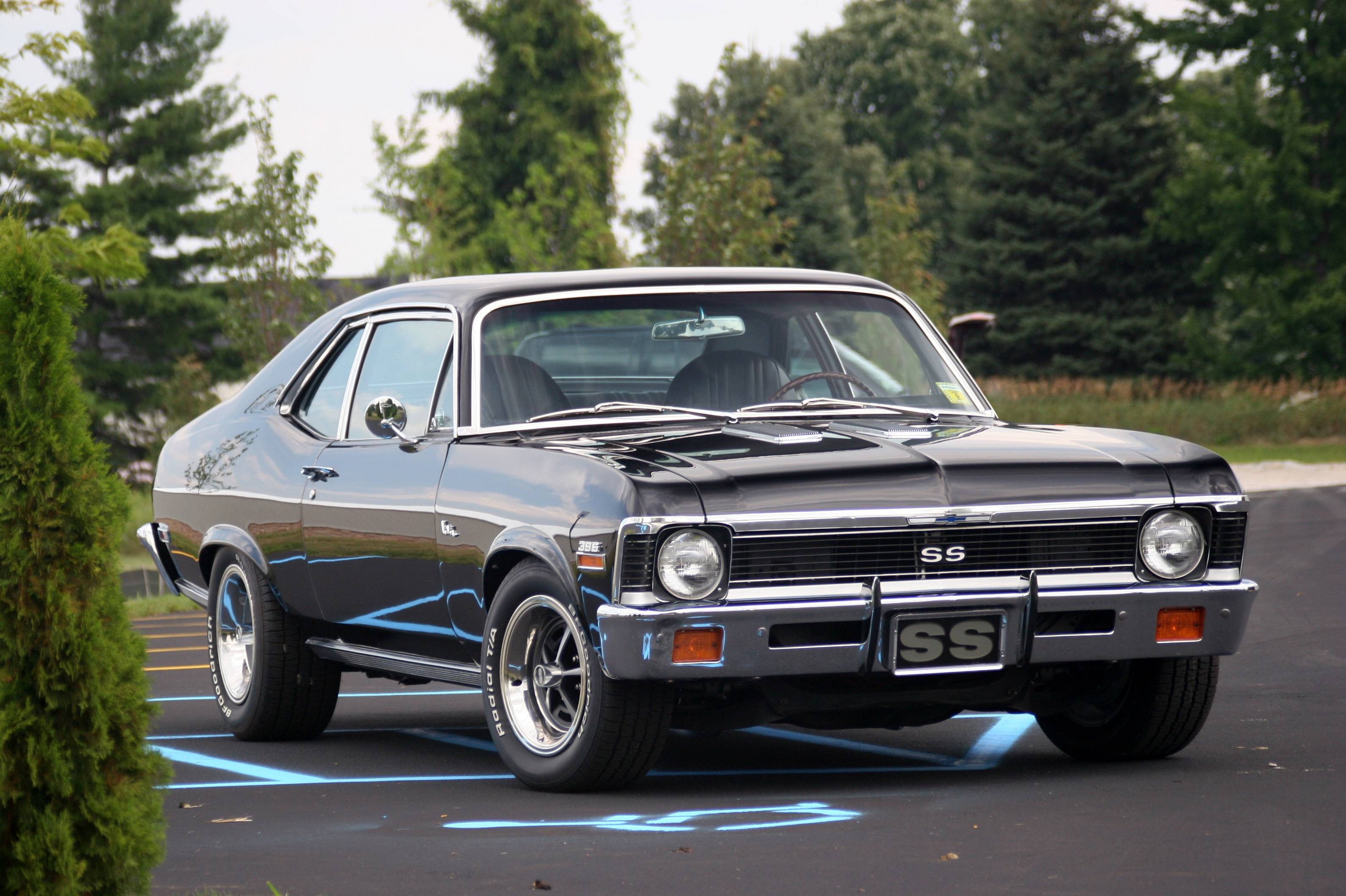 Muscle Car Hd Wallpapers 1080p Chevy Nova Wallpapers Wallpaper Cave
