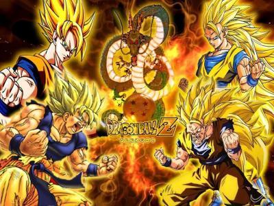 Dragon Ball Z Wallpapers Goku - Wallpaper Cave