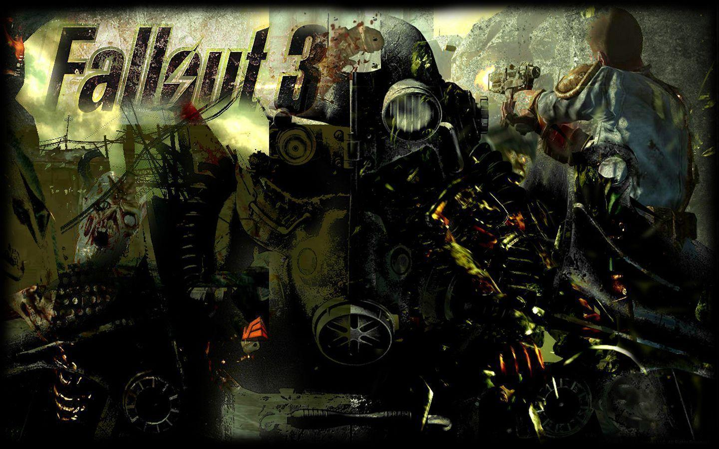 Fall Out Boy Wallpaper Android Fallout 3 Wallpapers Hd Wallpaper Cave