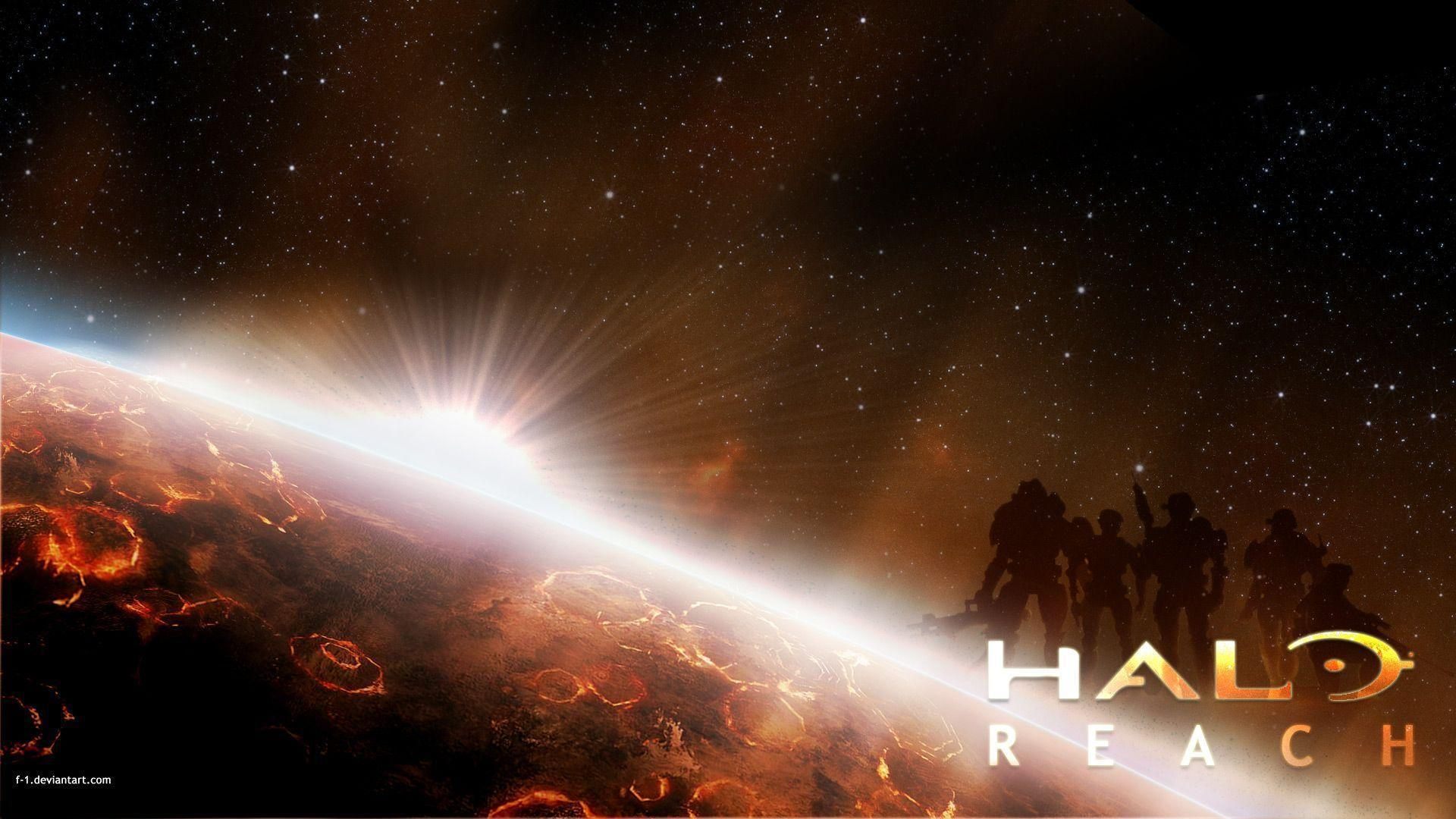 Geography Hd Wallpaper Halo Reach Wallpapers 1080p Wallpaper Cave