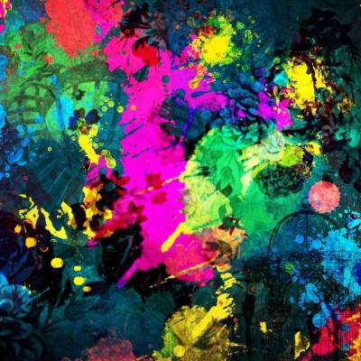 Paint Splatter Wallpapers - Wallpaper Cave