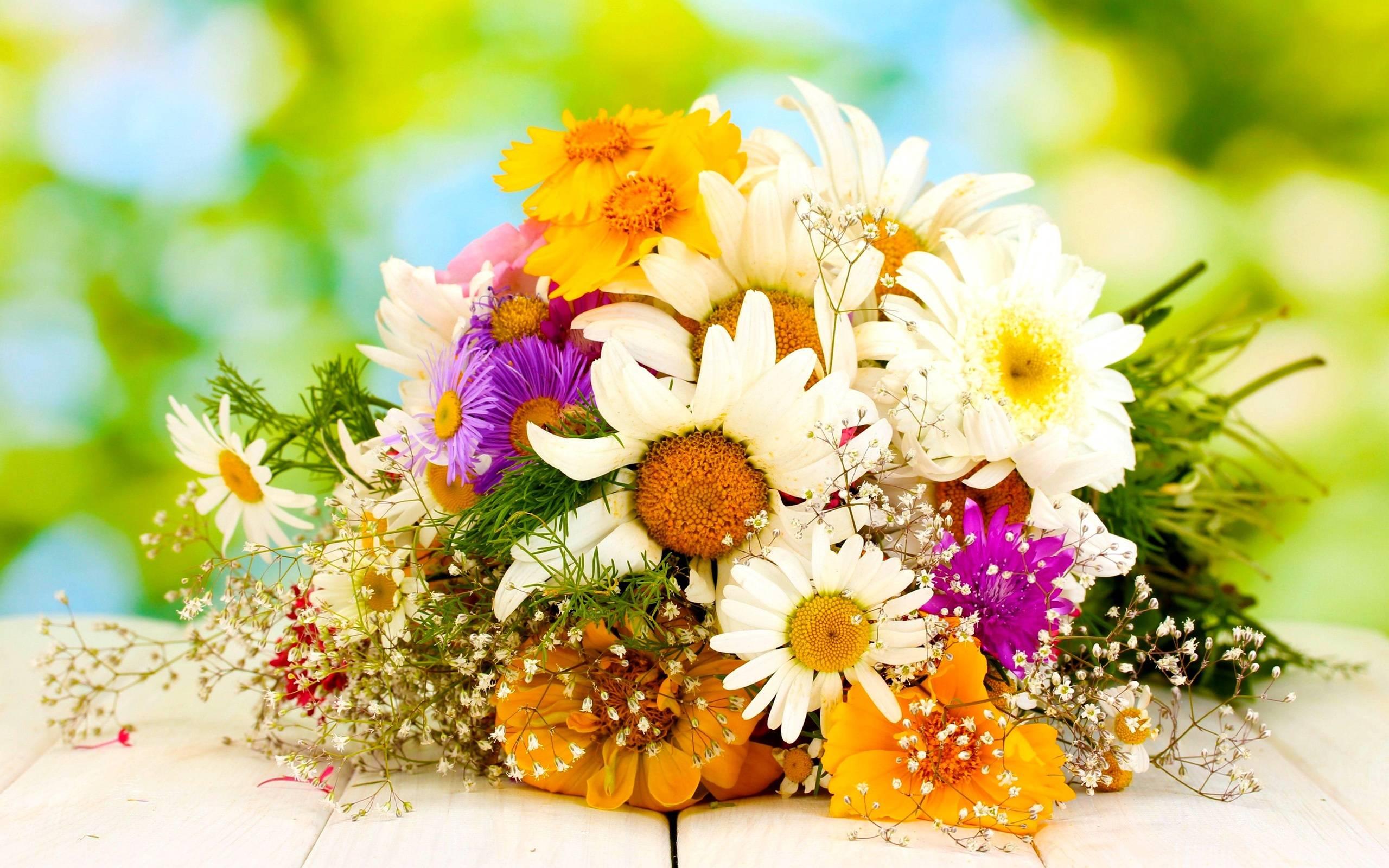 Flower Bouquet Wallpapers Wallpaper Cave