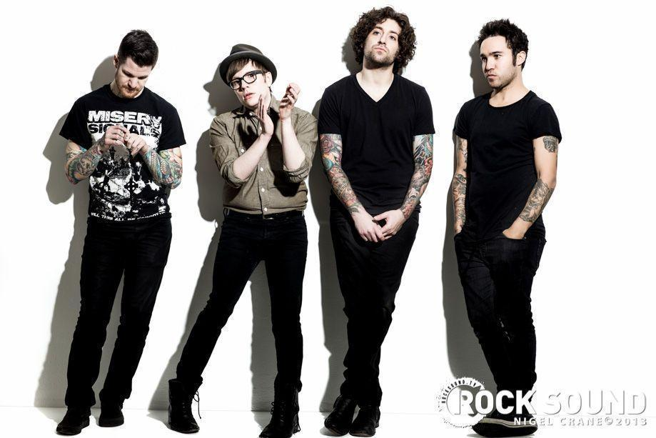 Fall Out Boy Wallpaper Android Fall Out Boy Backgrounds Wallpaper Cave