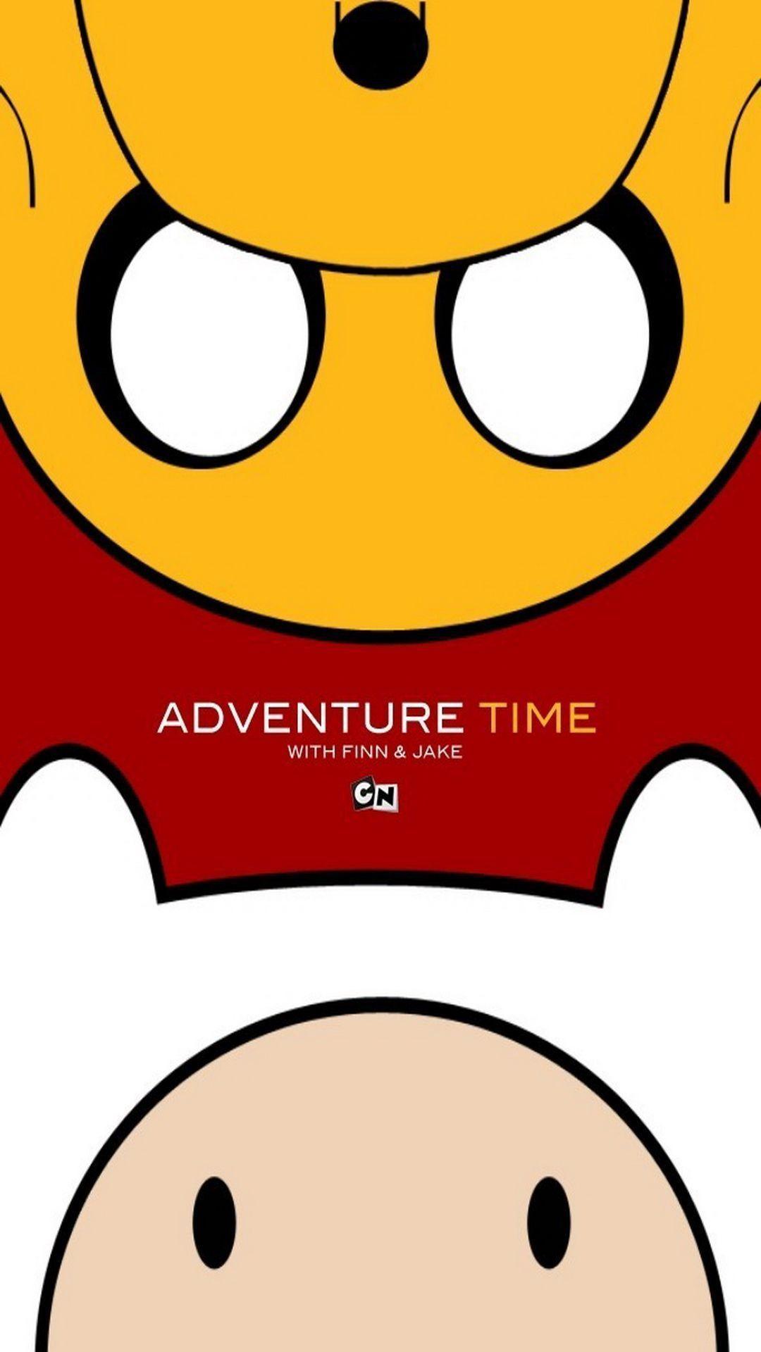 Adventure Time Jake Iphone Wallpaper Adventure Time Iphone Wallpapers Wallpaper Cave