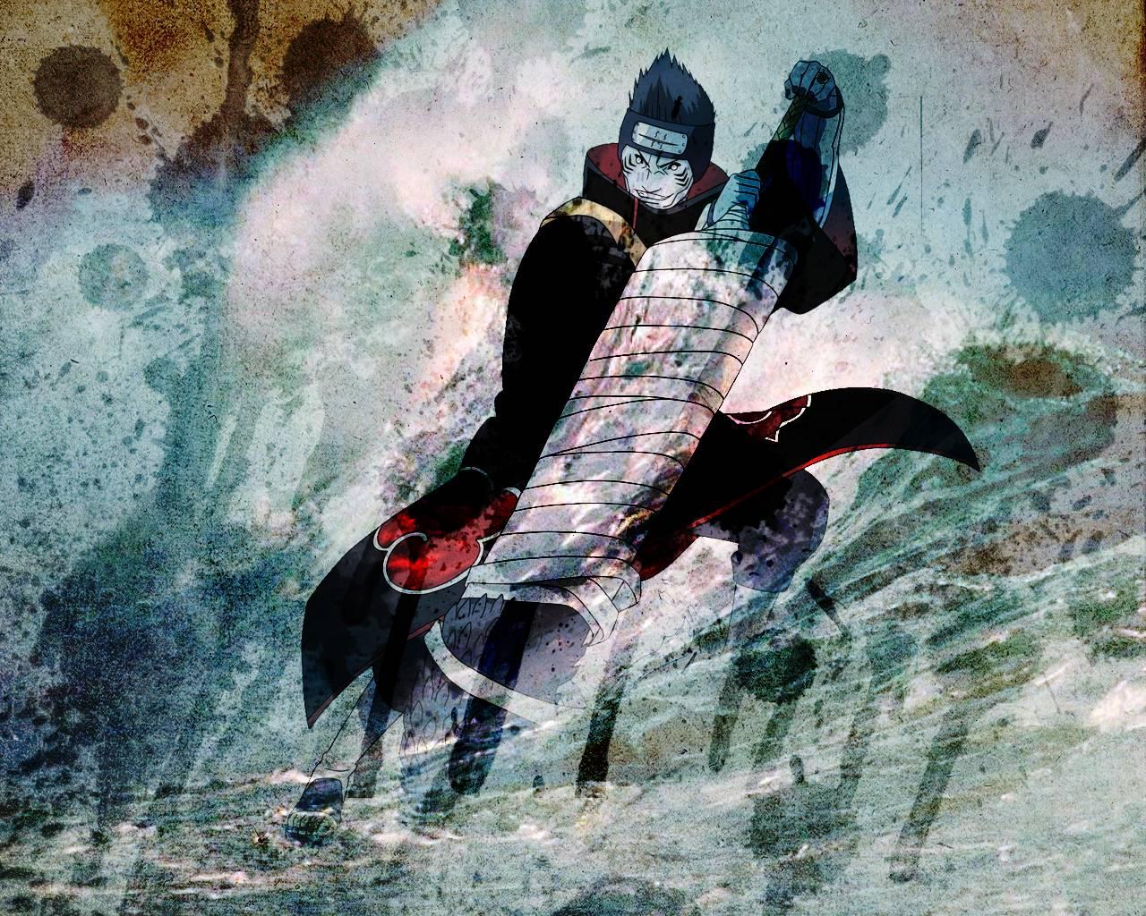 Wallpaper Hd Naruto Shippuden 3d Kisame Wallpapers Wallpaper Cave