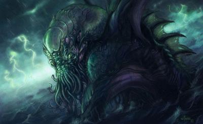 Cthulhu Wallpapers - Wallpaper Cave