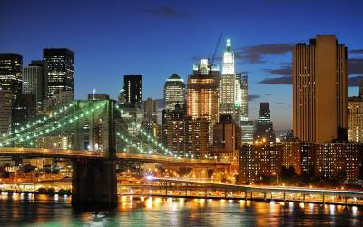 New York City Wallpapers HD Pictures - Wallpaper Cave