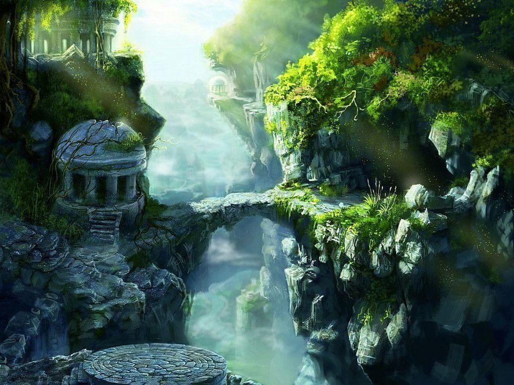 Beautiful Wallpaper With Quotes For Facebook Fantasy Land Wallpapers Wallpaper Cave