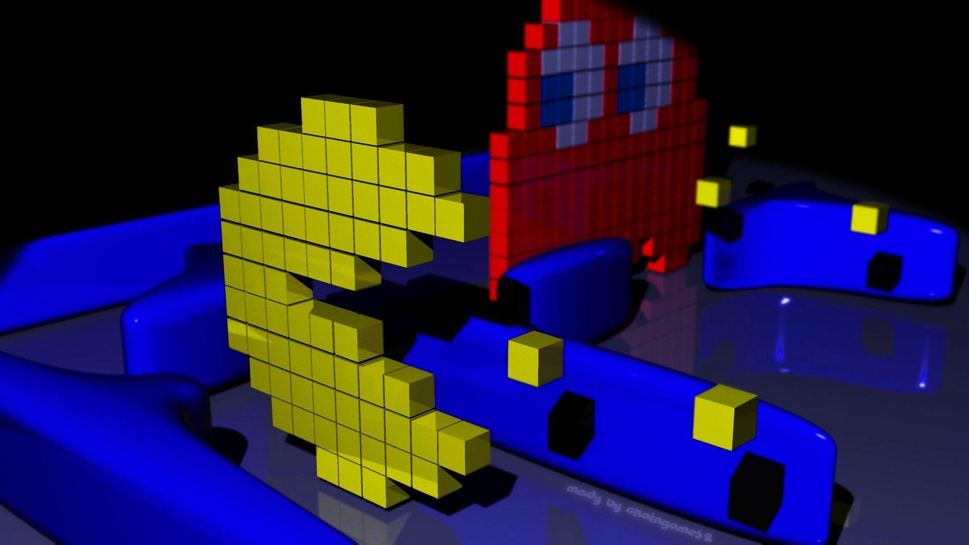 Pokemon 3d Live Wallpaper Pacman Wallpapers Wallpaper Cave