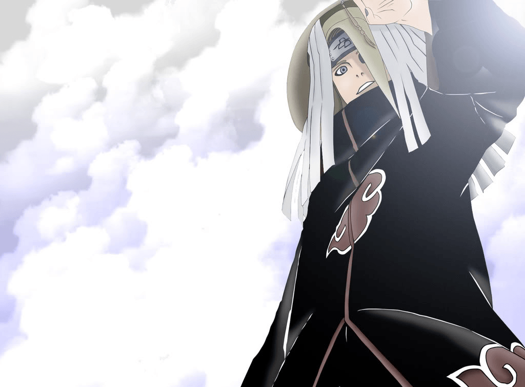 Cute Anime Girl Wallpaper Hd For Android Deidara Wallpapers Wallpaper Cave