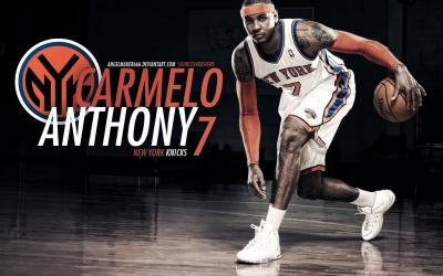 Carmelo Anthony Wallpapers - Wallpaper Cave