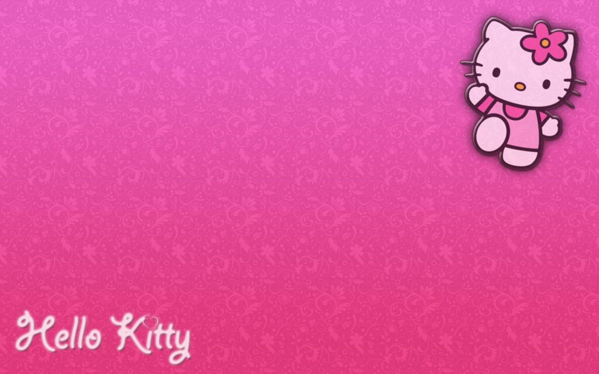 Beautiful Hello Kitty Birthday Wallpapers Wallpaper Cave Usefulresults