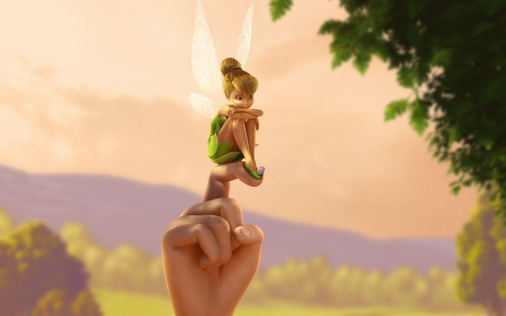 Download Sad Wallpapers With Beautiful Quotes Tinkerbell Desktop Wallpapers Wallpaper Cave