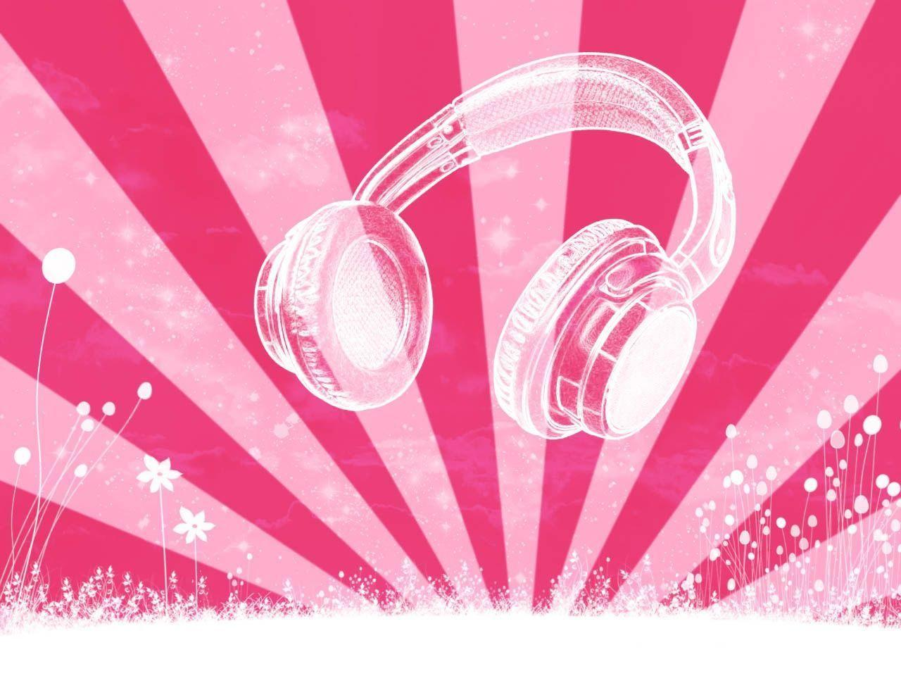 Animated Barbie Wallpaper Pink Music Wallpapers Wallpaper Cave