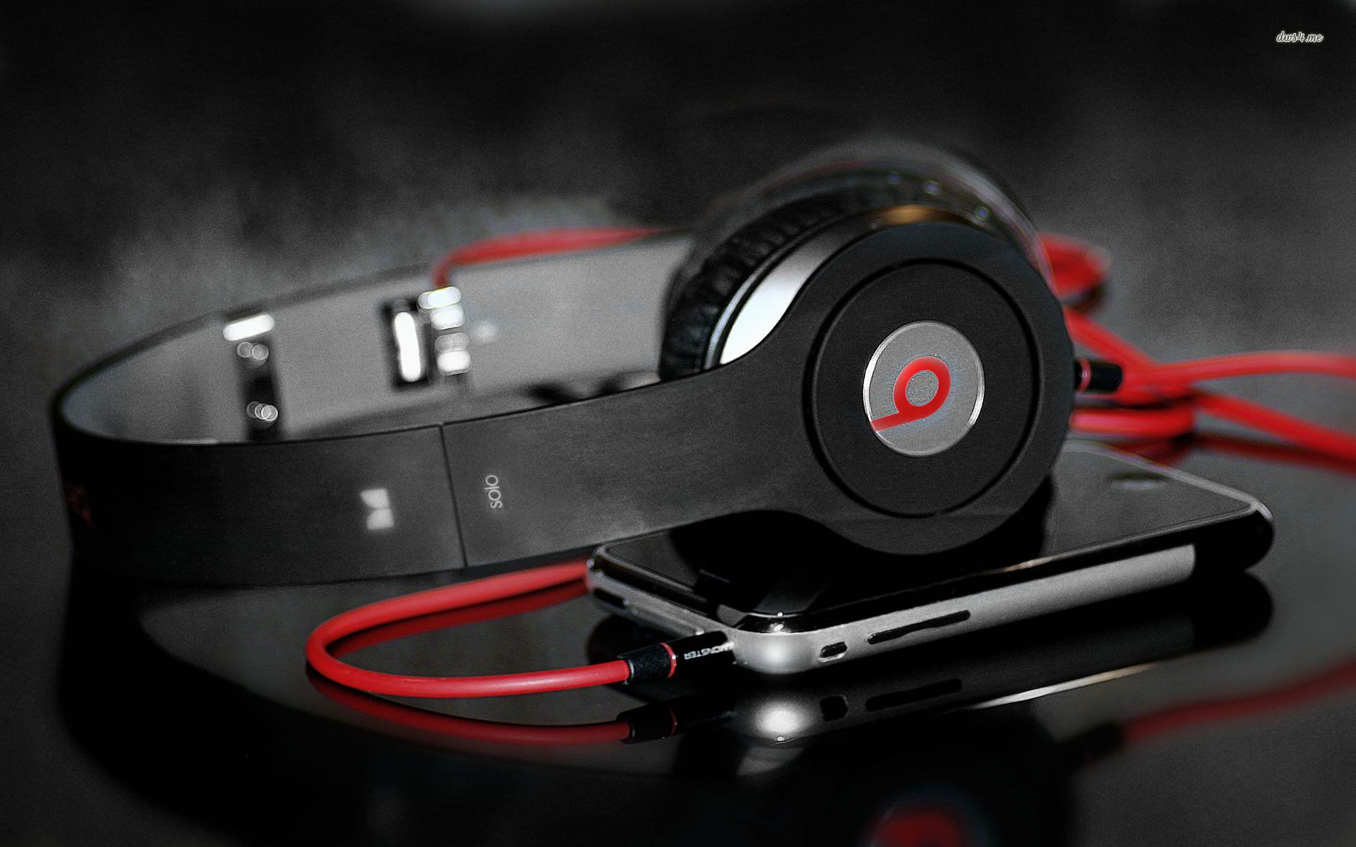 Cool Music Speakers Beats By Dr Dre Wallpapers Wallpaper Cave