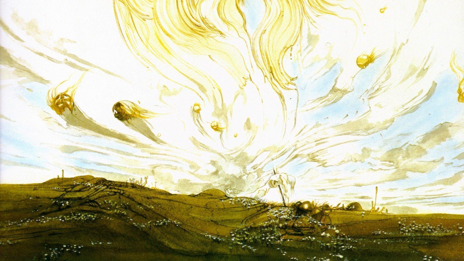 Attractive Final Fantasy Wall Art Frieze - All About Wallart ...