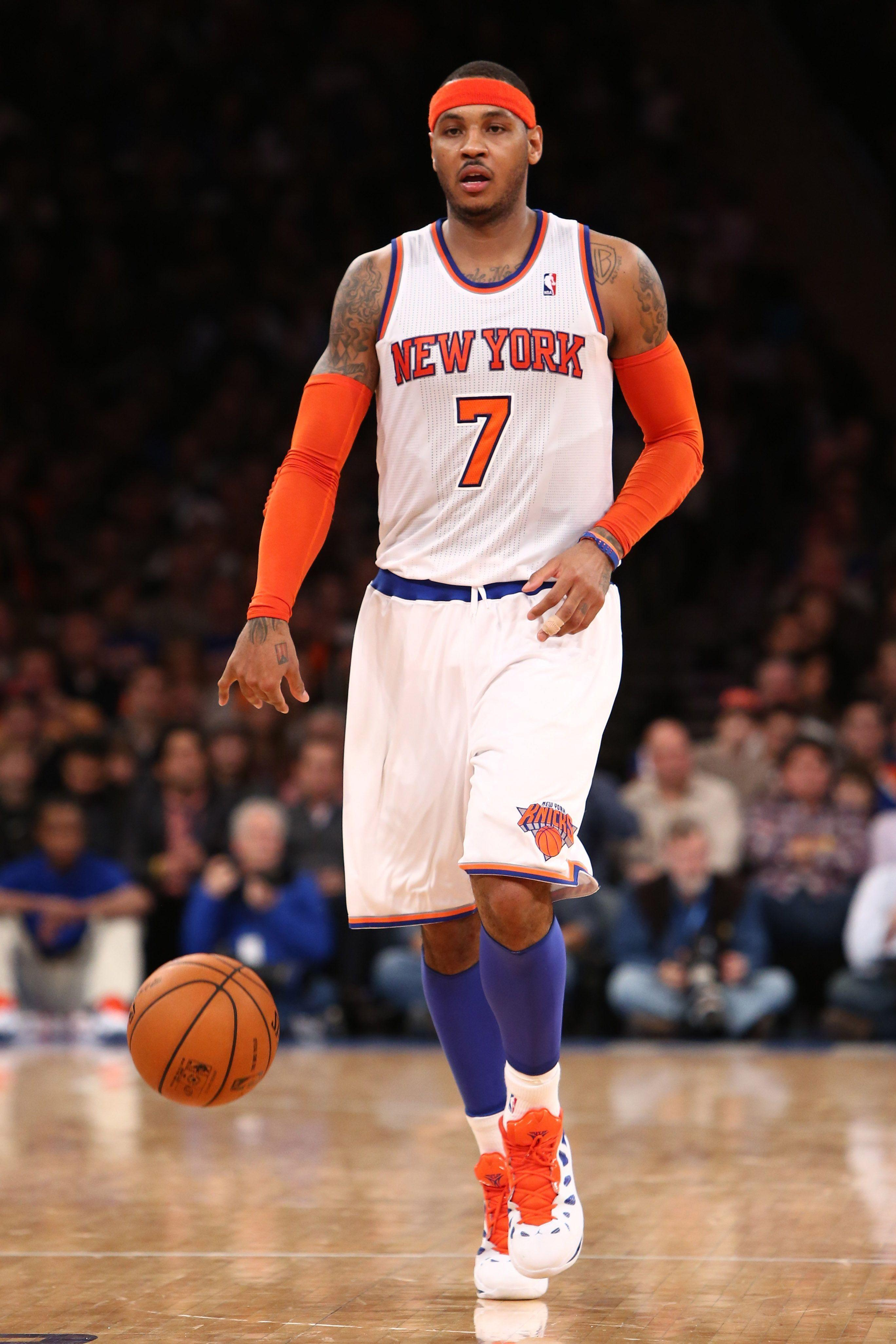 Knicks Iphone Wallpaper Carmelo Anthony Wallpapers Wallpaper Cave