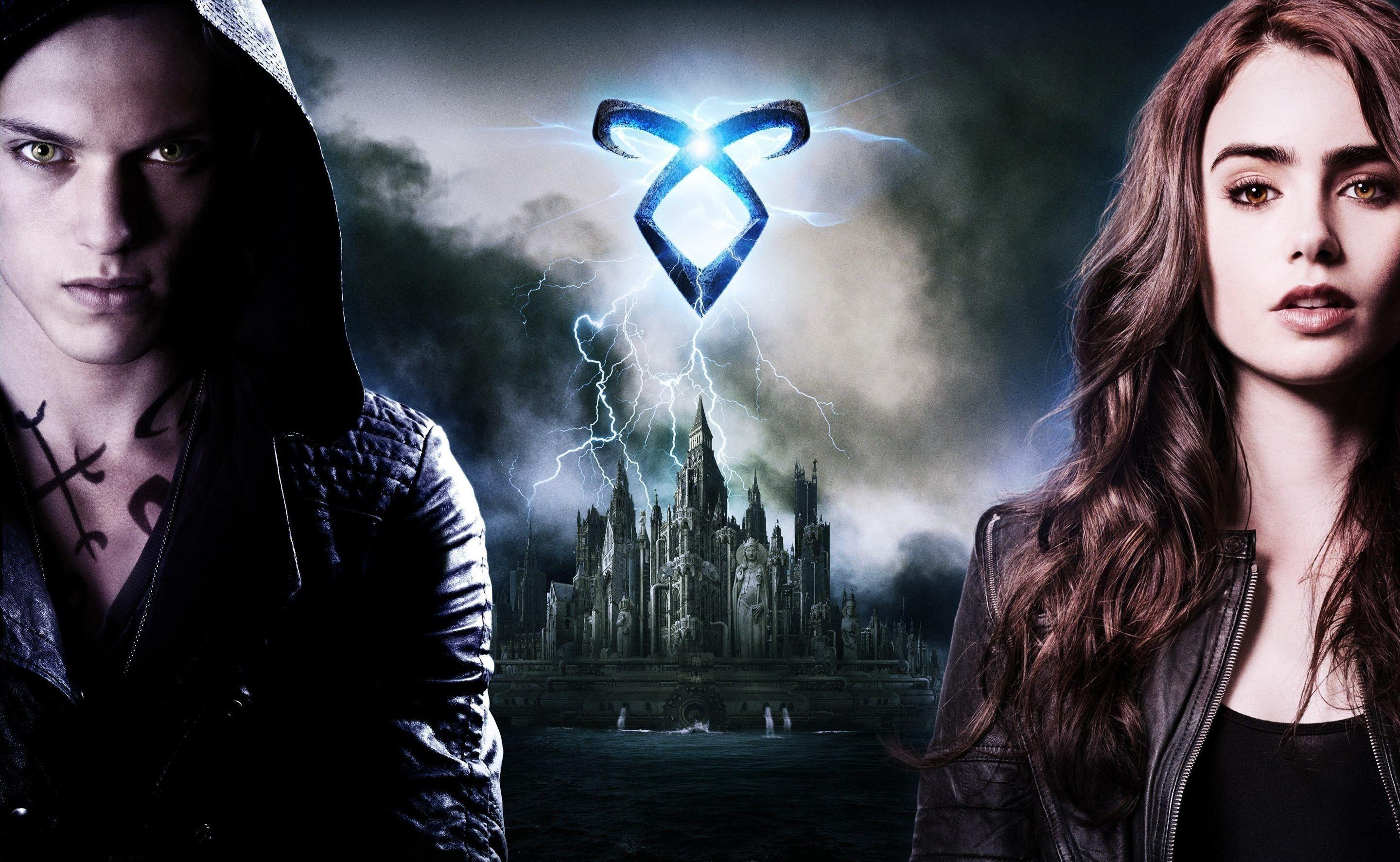 Shadowhunters Libros The Mortal Instruments Wallpapers Wallpaper Cave