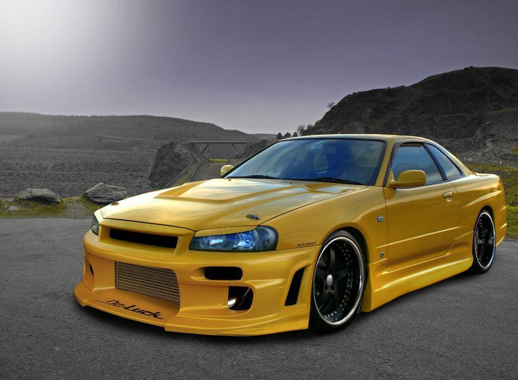 Fast Car Wallpaper Cave Skyline R34 Wallpapers Wallpaper Cave