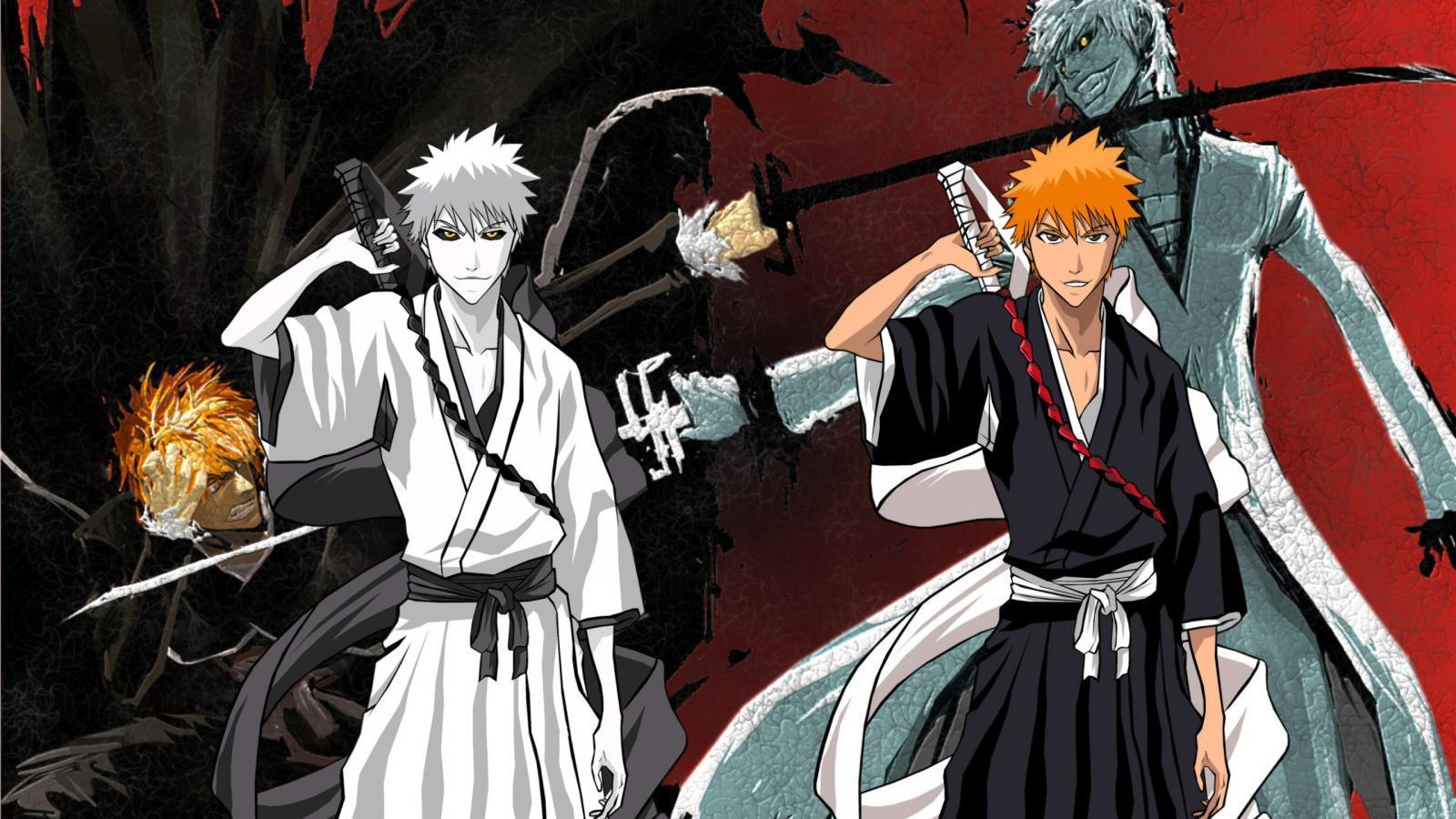 Bleach Downloads Bleach Hollow Ichigo Wallpapers Wallpaper Cave