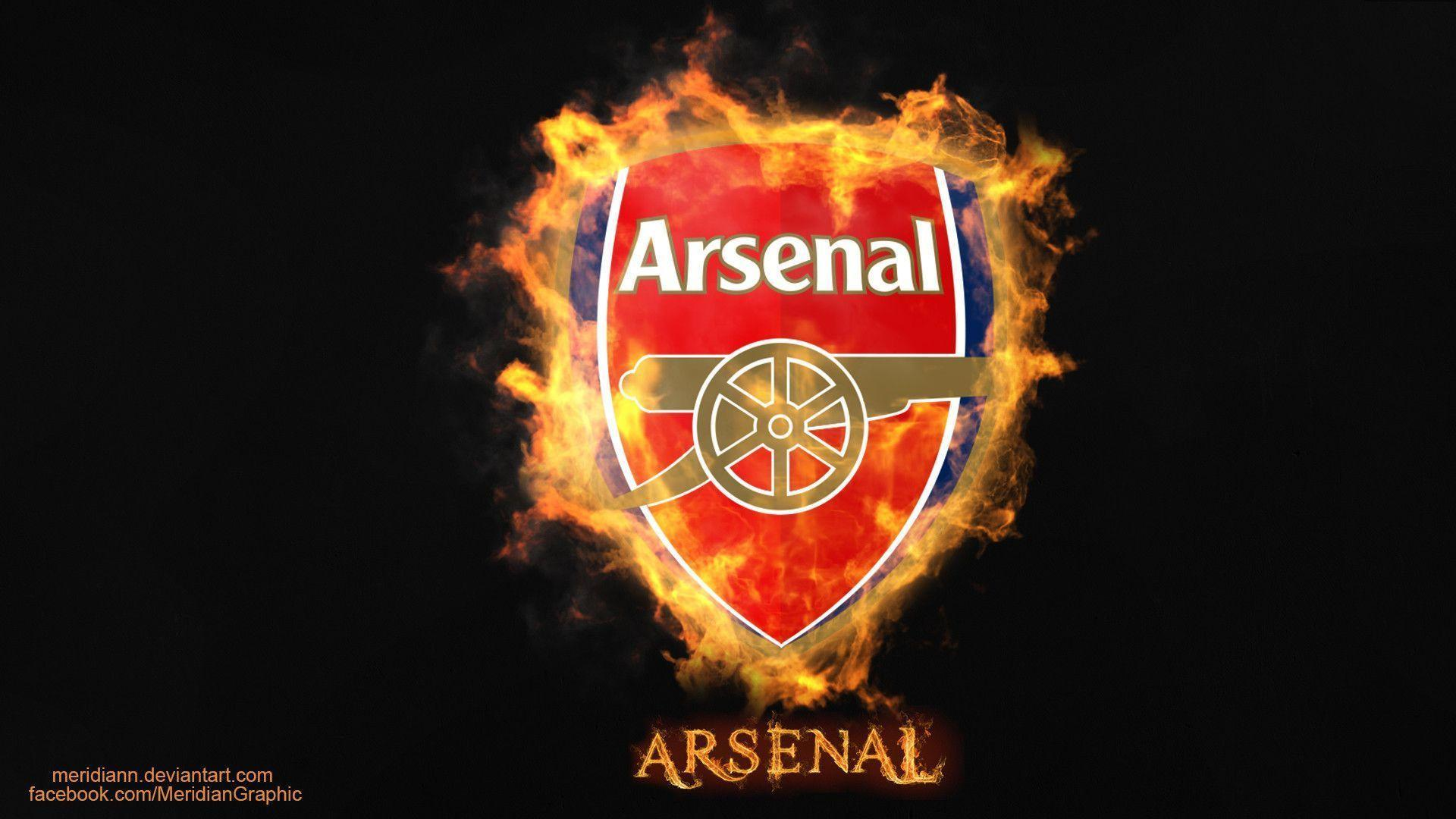 Arsenal Fc 3d Wallpapers Arsenal Logo Wallpapers 2015 Wallpaper Cave