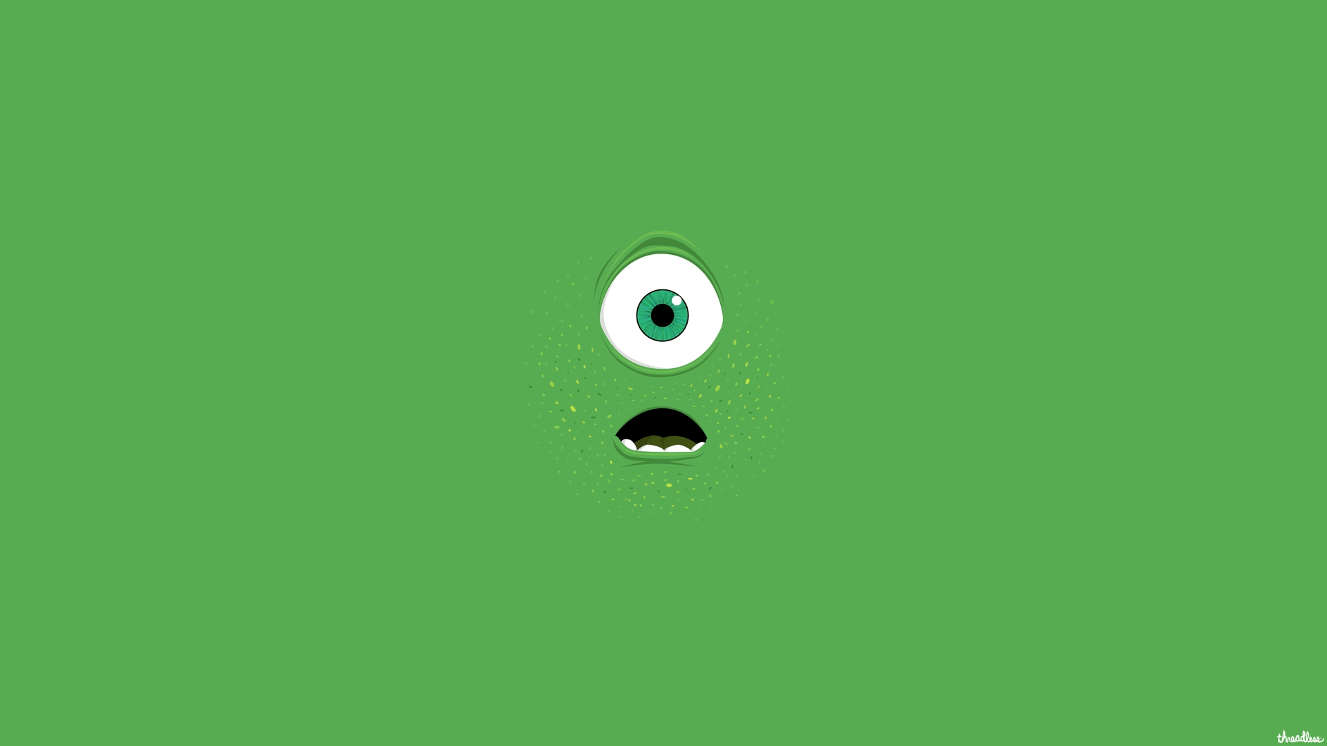 Awesome Cute Skull Wallpapers Mike Wazowski Wallpapers Wallpaper Cave