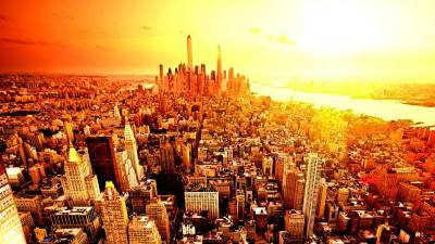 New York Skyline Wallpapers - Wallpaper Cave
