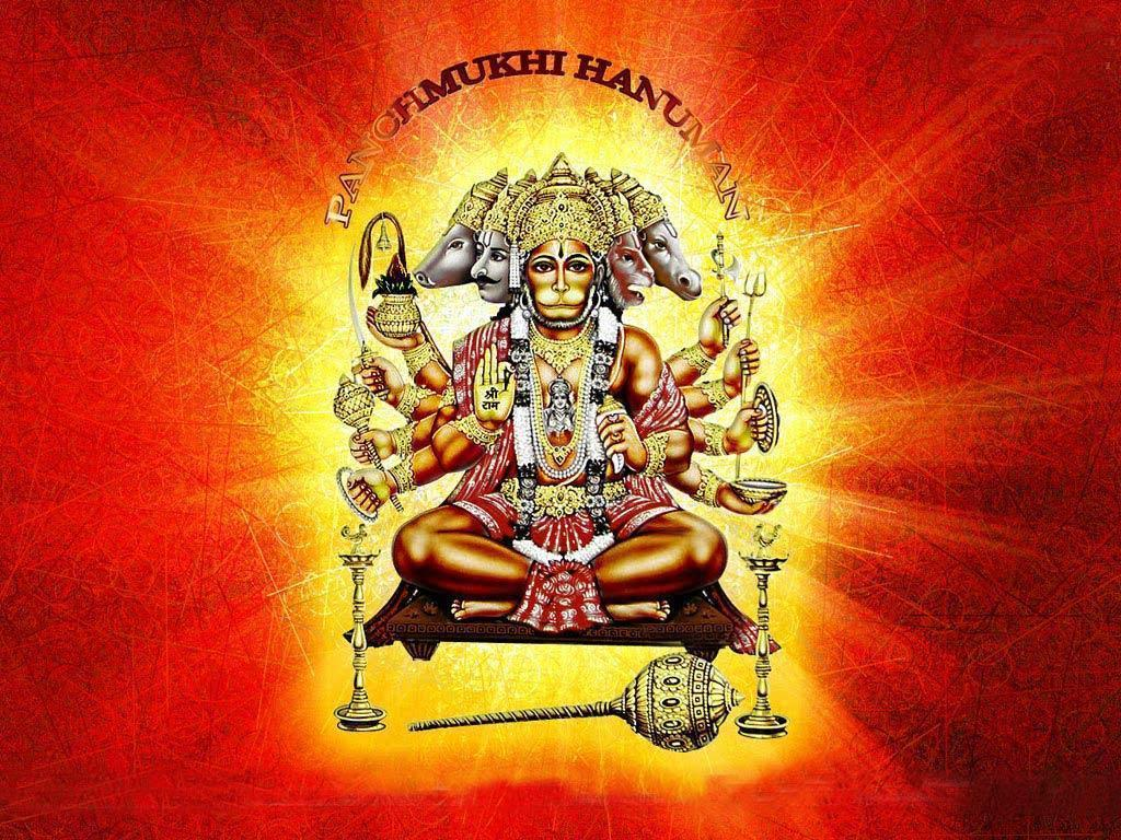 Panchmukhi Ganesh Wallpaper Hd Hanuman Wallpapers Wallpaper Cave