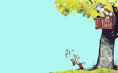 Calvin And Hobbes Desktop Wallpapers - Wallpaper Cave