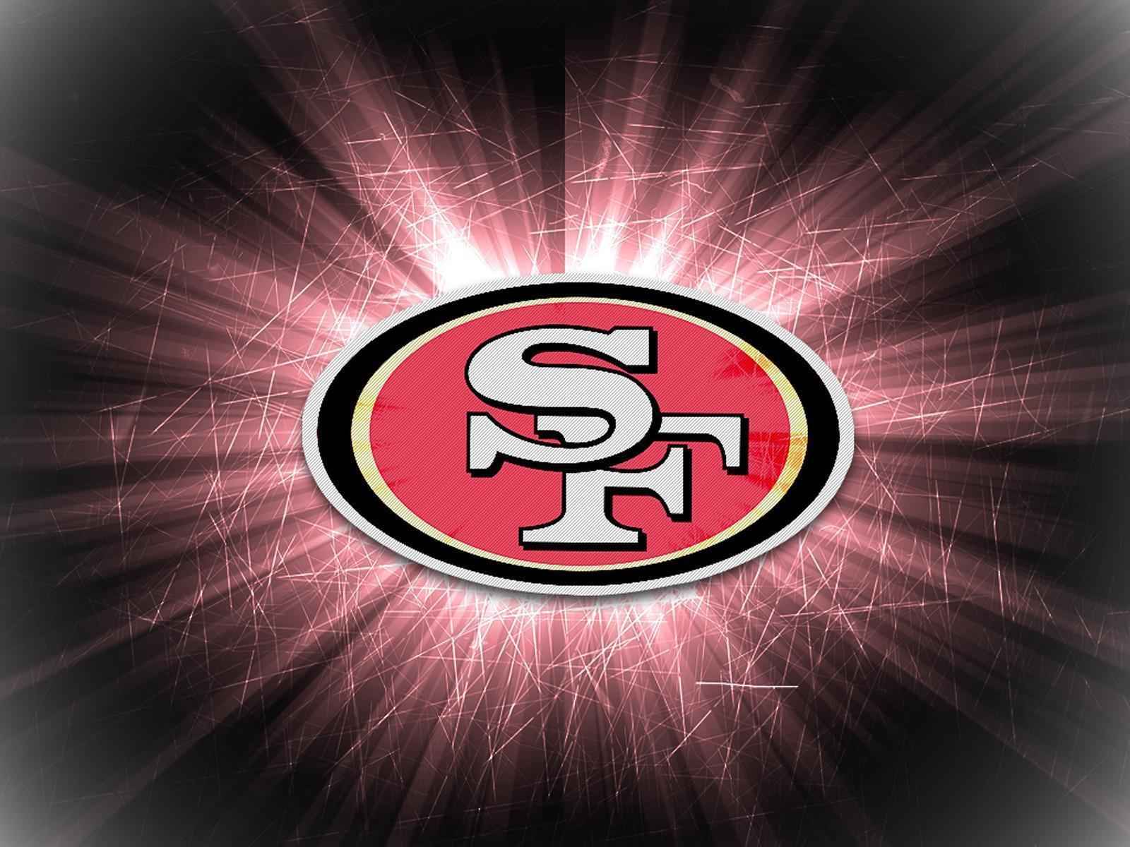 San Francisco 49ers Wallpaper Iphone 49ers Logo Wallpapers Wallpaper Cave