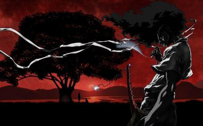 Afro Samurai Wallpapers HD - Wallpaper Cave