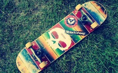 Skateboard Wallpapers - Wallpaper Cave