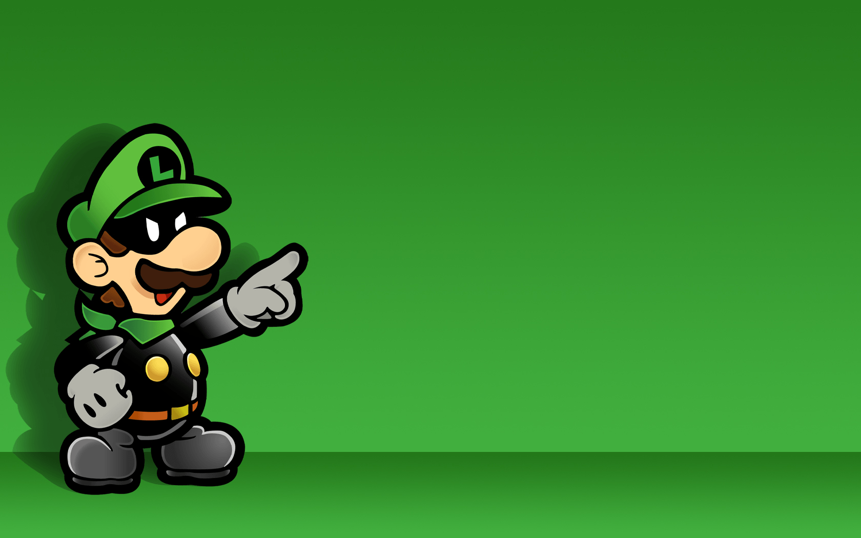 Luigi Wallpapers Wallpaper Cave