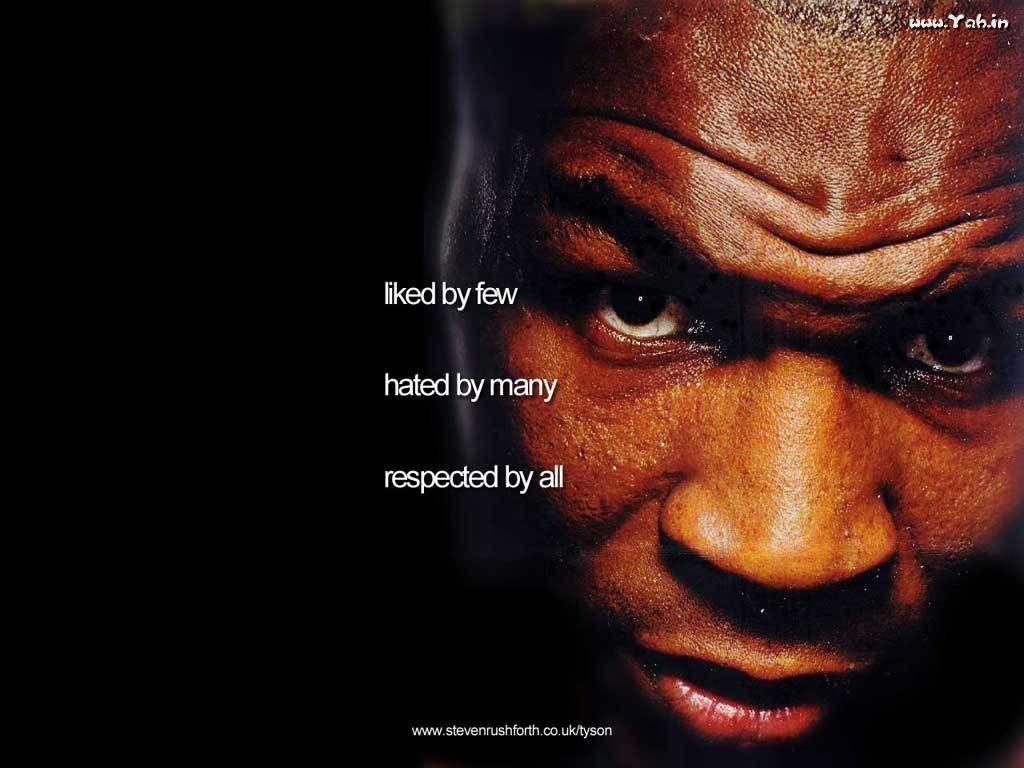 Rocky Wallpaper With Quotes Mike Tyson Wallpapers Wallpaper Cave