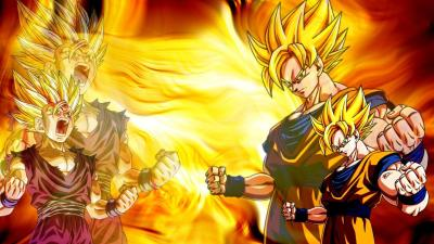 Son Goku Wallpapers - Wallpaper Cave