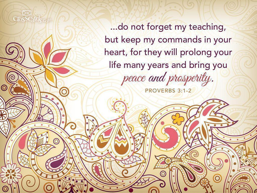 Godly Wallpaper Quotes Proverbs Wallpapers Wallpaper Cave