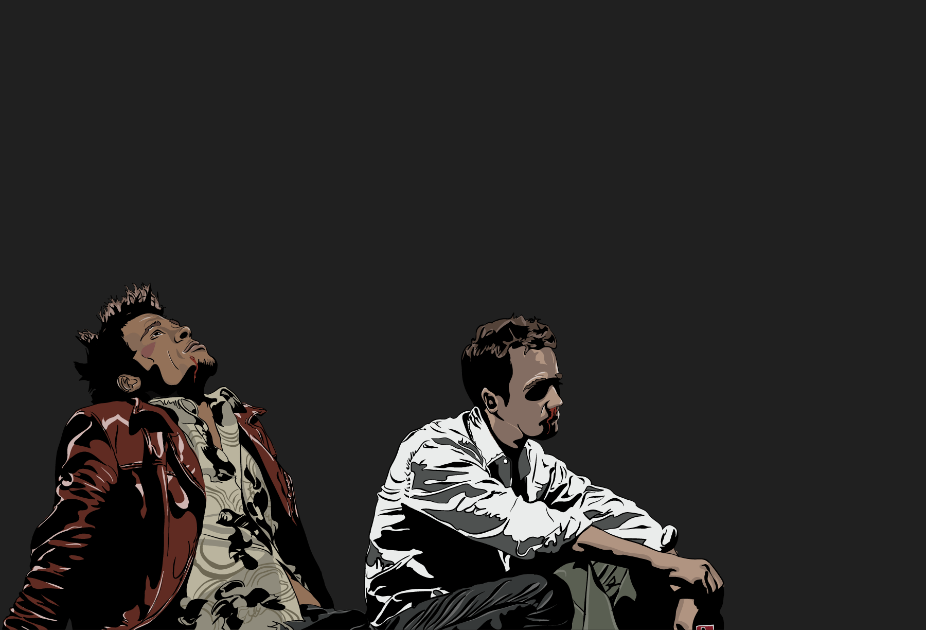 Fight Club Movie Quotes Wallpaper Fight Club Wallpapers Wallpaper Cave