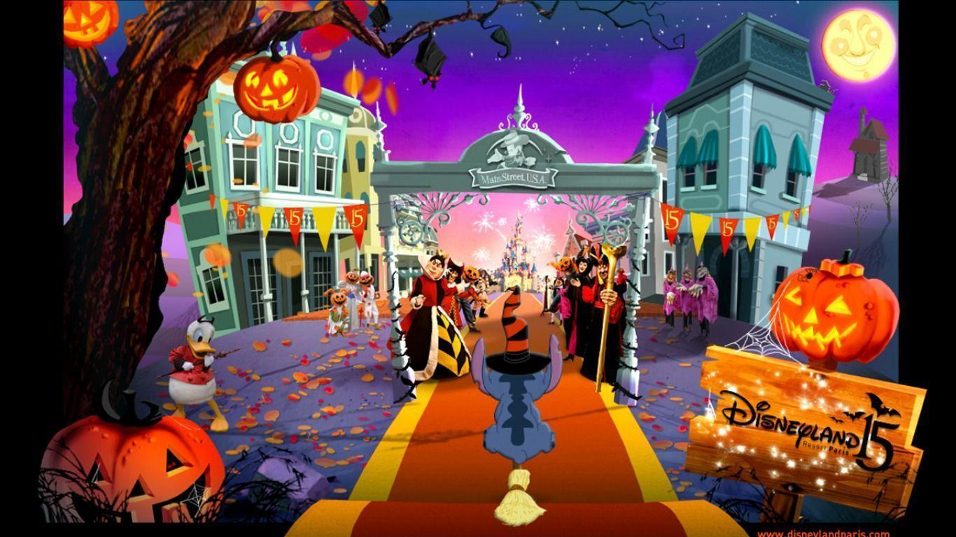 Cute Halloween Wallpapers For Android Disney Halloween Wallpaper Backgrounds Wallpaper Cave