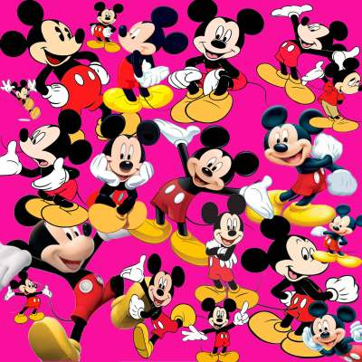 Mickey Mouse Backgrounds - Wallpaper Cave