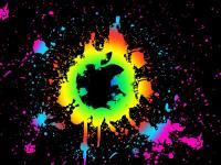 Paint Splatter Wallpapers