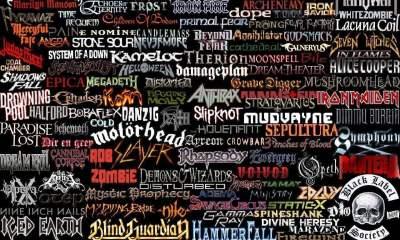 Heavy Metal Bands Wallpapers - Wallpaper Cave