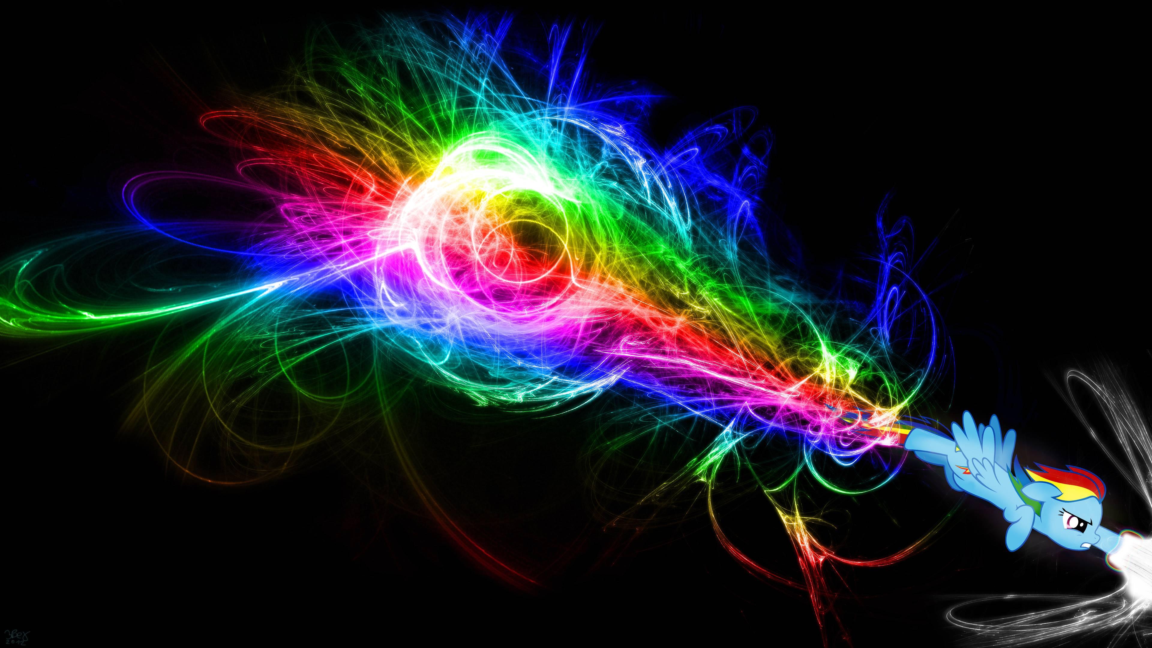 3d Moving Galaxy Wallpaper Rainbow Dash Wallpapers Wallpaper Cave
