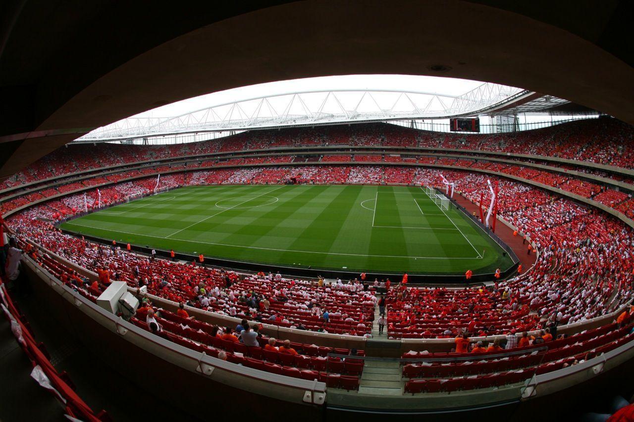 Arsenal Fc 3d Wallpapers Emirates Stadium Wallpapers Wallpaper Cave
