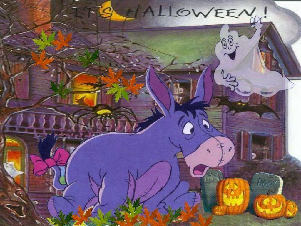 Awesome Fall Wallpapers Eeyore Christmas Wallpapers Wallpaper Cave
