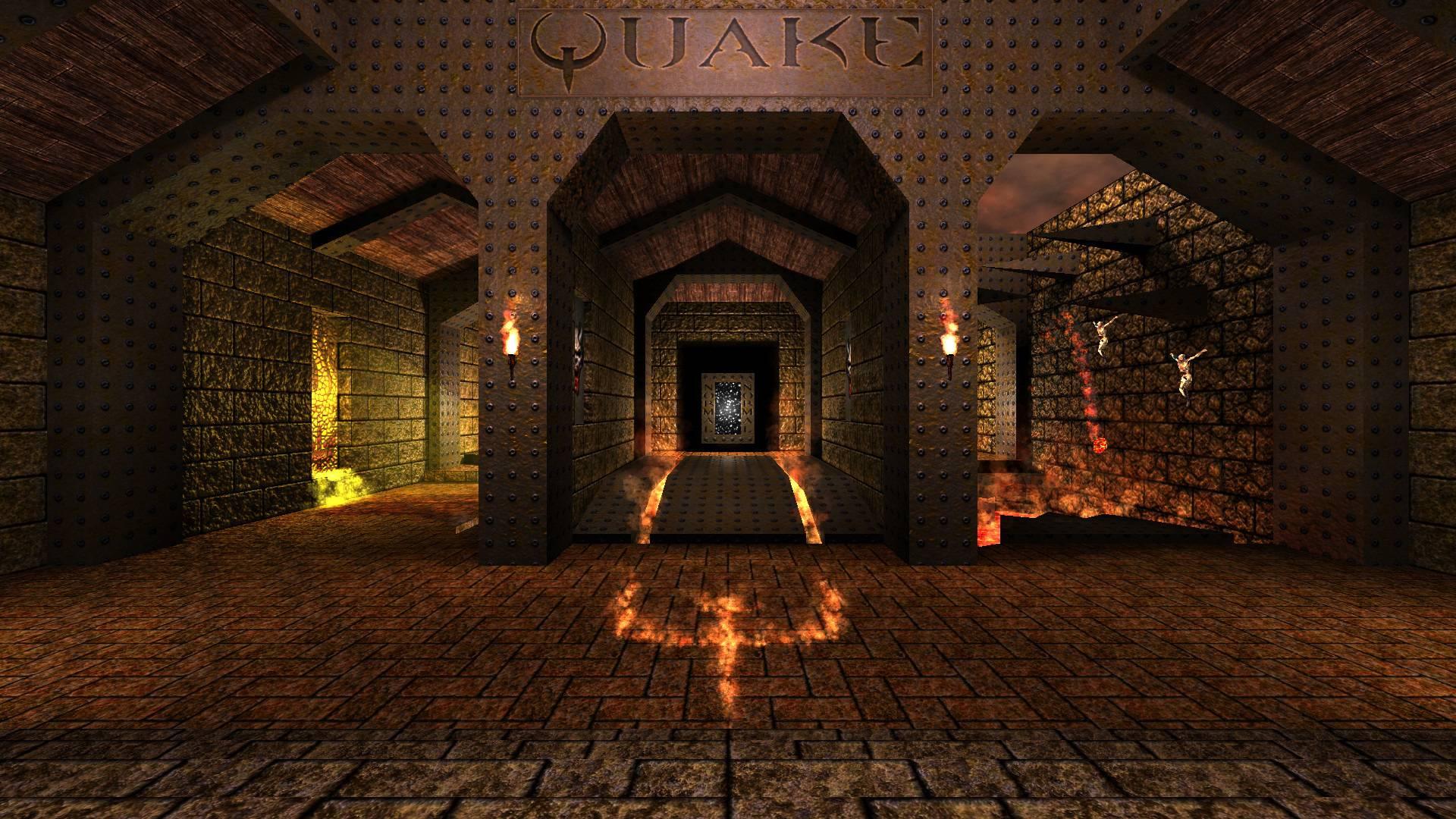 3d Wallpaper Cave Quake Wallpapers Wallpaper Cave